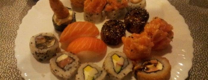 Sushi Bar is one of 100 Melhores Programas em Teresina - Pi.