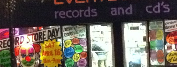 Everybody's Records and CDs is one of #VisitUS #VisitCincinnati.