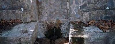 Fuente Terrones is one of Jérez del Marquesado.