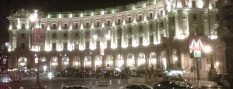 Piazza della Repubblica is one of Rome.