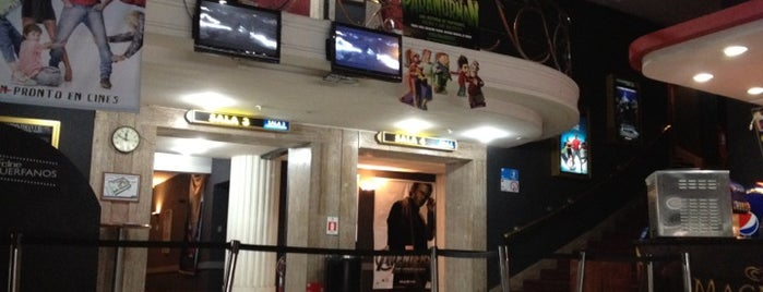 Cine Huérfanos is one of Cines en Santiago.