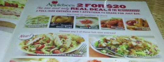 Applebee's Neighborhood Grill & Bar is one of Food in The Shoals Area.