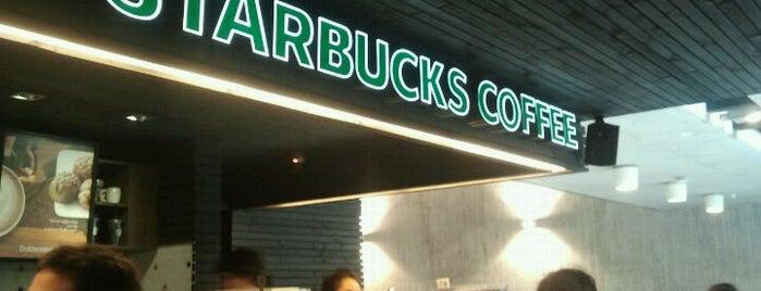 Starbucks is one of Starbucks en Chile.
