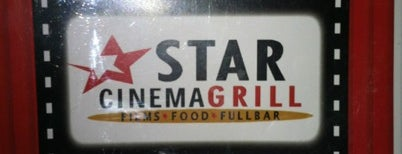 Star Cinema Grill is one of Sounds Great!.