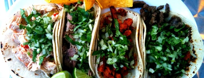 Alma Mexicana is one of Food List.