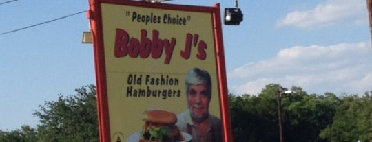 Bobby J's Old Fashion Hamburgers is one of Frequent.