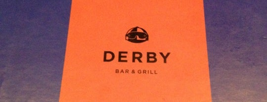 Derby is one of Official Blackhawks Bars.