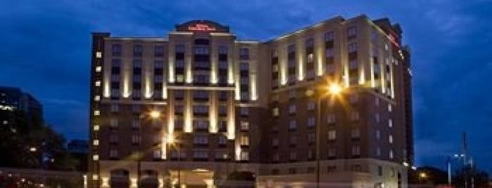 Hilton Garden Inn Minneapolis Downtown is one of Places I've stayed.