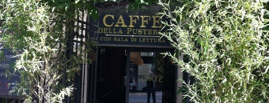 Caffè della Pusterla is one of Weekend a Milano.