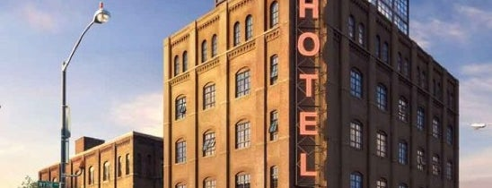Wythe Hotel is one of New York Architecture.
