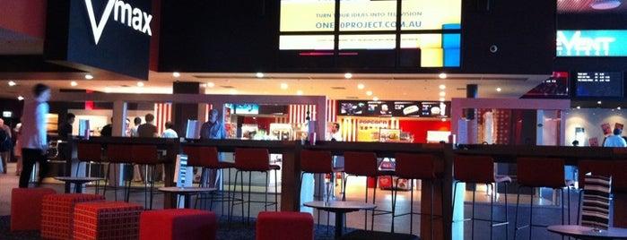 eVent Cinemas is one of Gold Coast.