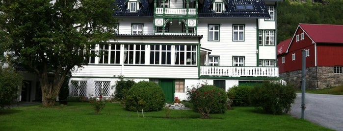 Hjelle Hotel is one of Norway.