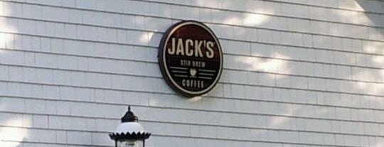 Jack's Coffee is one of Best Places In Amagansett.