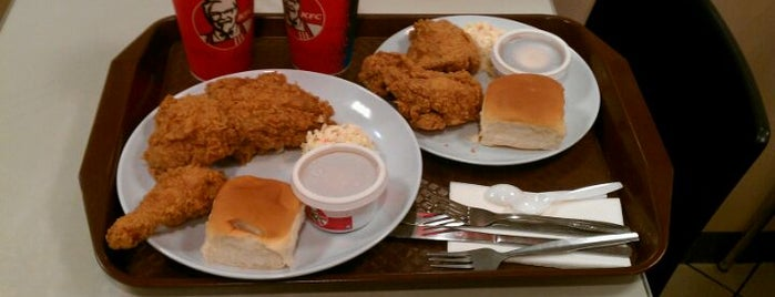 KFC is one of Guide to Yong Peng's best spots.