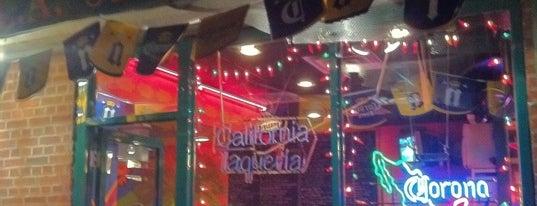 California Taqueria is one of Neighborhood hangs.