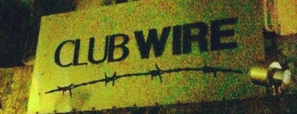CLUB WIRE is one of Spielplatz.