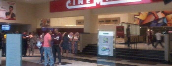 Cinemark is one of Art, Music & Cinema.