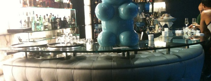 Glass Bar is one of Madrid.