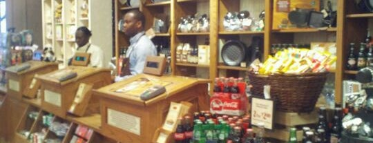 Cracker Barrel Old Country Store is one of Guide to Alpharetta's best spots.