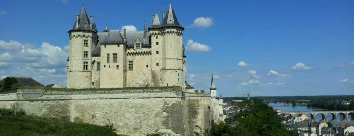 Château de Saumur is one of Must-see seafood places in Conan, Centre,.