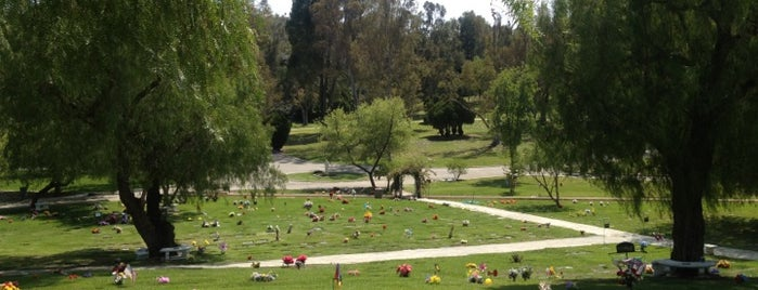 Los Angeles Pet Memorial Park is one of SoCal Shops, Art, Attractions.