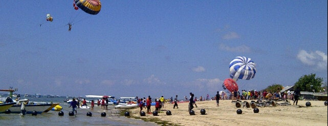 Tanjung Benoa Dive & Water Sports is one of Adventure.