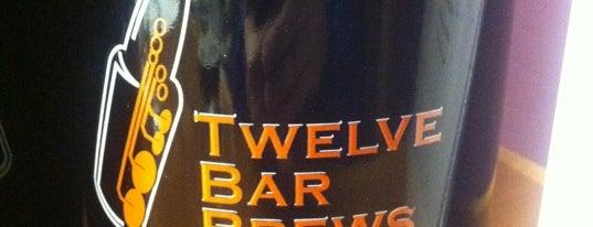 Twelve Bar Brews is one of WABL Passport.