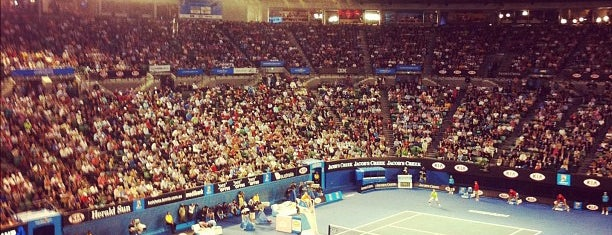 Rod Laver Arena is one of Sports Arena's.