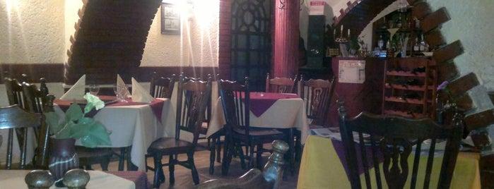 Restaurant Mitica is one of Frecventate.