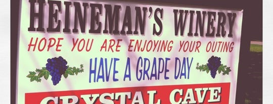 Heineman's Winery is one of Put In Bay 2.0.