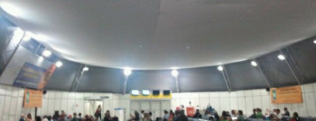 Aeroporto Internacional de São Luís / Marechal Cunha Machado (SLZ) is one of Aeroportos do Brasil.
