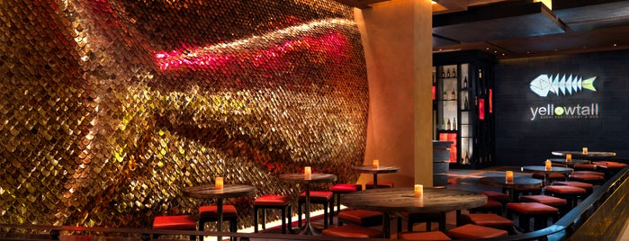 Yellowtail is one of Las Vegas Dining.