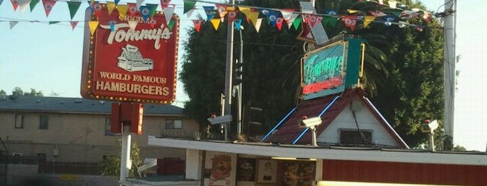 Original Tommy's Hamburgers is one of My Faves in Los Angeles.