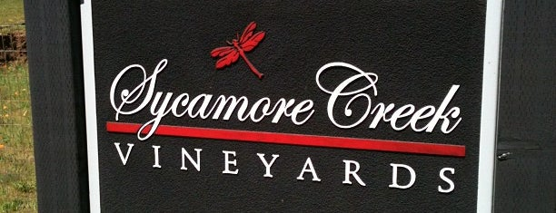 Sycamore Creek Vineyard and Winery is one of Santa Cruz area.