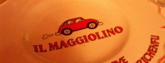 Il Maggiolino is one of Risto visitati.