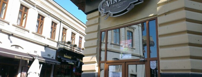 The Vintage Pub is one of Guide to Bucureşti's best spots.