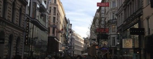 Kärntner Straße is one of StorefrontSticker #4sqCities: Vienna.