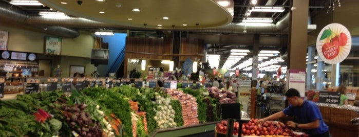 Whole Foods Market is one of Places to check -in to.