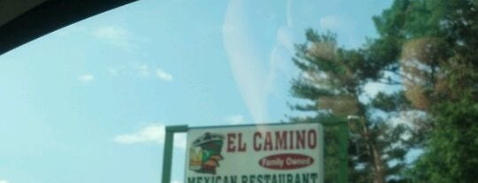 El Camino Mexican Restaurant is one of Coupons.