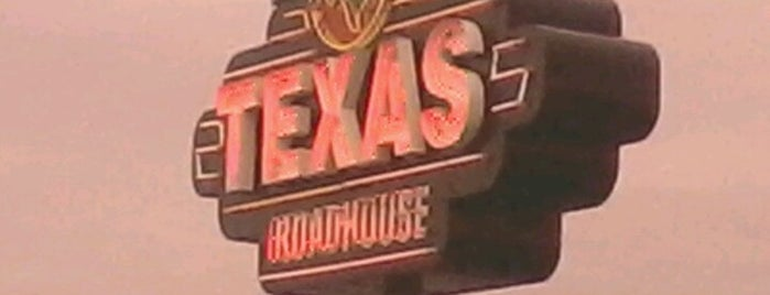 Texas Roadhouse is one of MN Food/Restaurants.