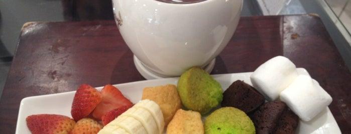 Maya La Chocolaterie is one of My Doha..