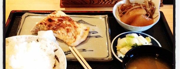 魚真 is one of 池袋駅周辺のランチスポット.