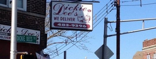 Dickie Dee's is one of Dogs in Jersey.