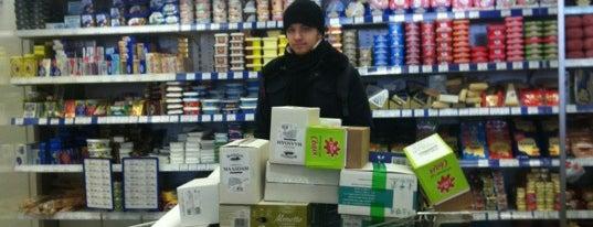 "Супермаркет ""Мой Магазин"" is one of All-time favorites in Russia."
