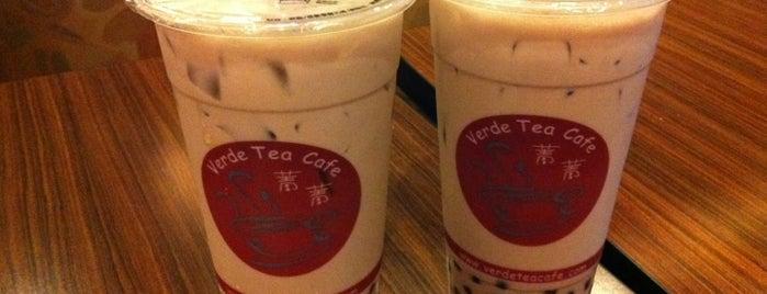 Verde Tea Cafe is one of Nightlife.