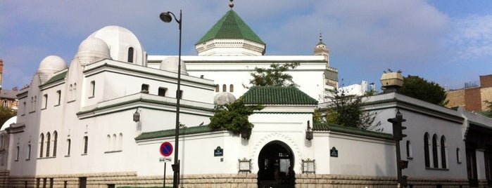 Grande Mosquée de Paris is one of Paris // For Foreign Friends.
