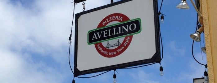 Pizzeria Avellino is one of Yums.