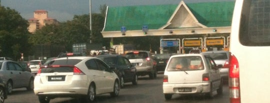 Plaza Tol Subang is one of Highway & Common Road.