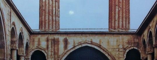 Çifte Minareli Medrese is one of Erzurum.