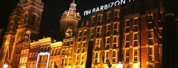 Hotel NH Collection Amsterdam Barbizon Palace is one of Lezinglocaties.